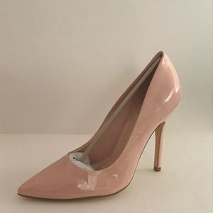 Fergie Alexi Patent Leather Pumps Pink US 10 *NEW*